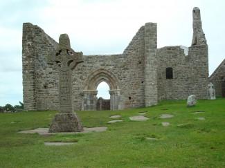 Kathedrale von Clonmacnoise, 10. Jh.