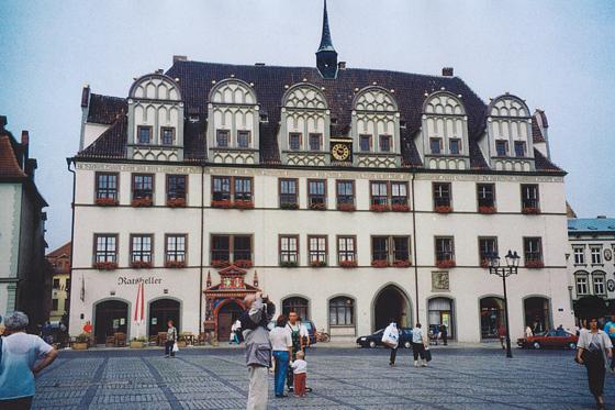 Rathaus in Naumburg/Saale