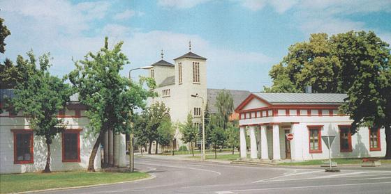 Unsere Partnergemeinde St. Peter und Paul in Naumburg/Saale, die einzige katholische Pfarre in der Partnerstadt von Aachen