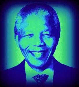 paradiesblueartnews - Nelson Mandela pop art (CC BY-ND 2.0) flickr