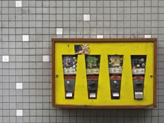 Kaugummiautomat (Wuppertal); Oberbarmen Oberbarmen